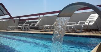 Flat Bassano Vaccarini - Ribeirão Preto - Pool