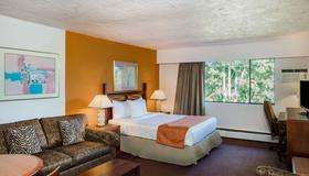 Howard Johnson Hotel by Wyndham Victoria - Victoria - Bedroom