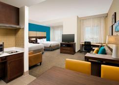 Residence Inn by Marriott Miami Airport West/Doral - Doral - Wohnzimmer