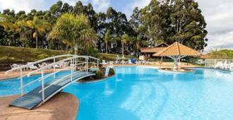 Hotel Fazenda Pocos De Caldas - Poços de Caldas - Piscina