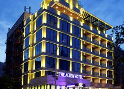 The Allen Hotel - New York - Building