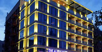 The Allen Hotel - Nueva York - Edificio