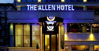 The Allen Hotel - New York - Edificio