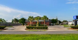 Americas Best Value Inn Pasadena Houston - Pasadena - Κτίριο