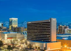 Radisson Salt Lake City Downtown - Salt Lake City - Rakennus