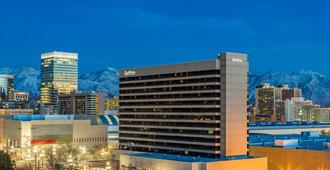 Radisson Salt Lake City Downtown - Salt Lake City - Rakennus