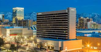Radisson Salt Lake City Downtown - Salt Lake City - Bâtiment