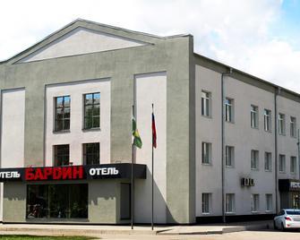 Отель Бардин - Новокузнецк - Здание
