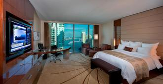 JW Marriott Marquis Miami - Miami - Bedroom