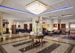 Radisson Blu Hotel Dhahran - Dhahran - Lobby