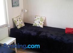 Lilleledgaard Apartment - Ringkøbing - Living room