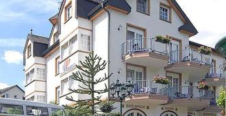 موسل رومانتيك هوتل آم بانوراما بوجين - Cochem - مبنى