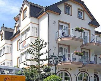 Moselromantikhotel Am Panoramabogen - Cochem - Gebäude