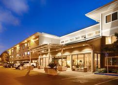 Best Western Plus Bayside Hotel - Oakland - Bangunan