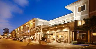 ベストウェスタン プラス ベイサイド ホテル - オークランド - 建物