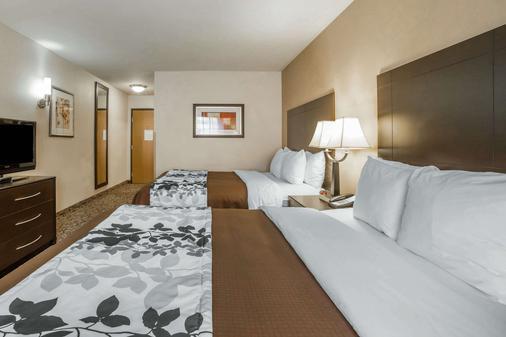 Sleep Inn Provo near University - Provo - Bedroom