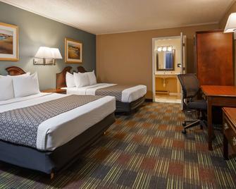 SureStay Hotel by Best Western Cameron - Cameron - Schlafzimmer