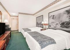 Super 8 by Wyndham Ambassador Bridge Windsor ON - Windsor - Makuuhuone