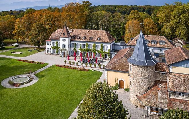Château de Bossey - Chavannes-de-Bogis - Building