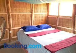 Pariango Beach Motel - Praia do Tofo - Bedroom