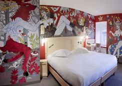 Hotel Graffalgar - Strasbourg - Makuuhuone