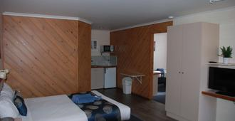 坎寧安海岸汽車旅館 - 萊克斯恩川斯 - 湖泊入口 - 臥室