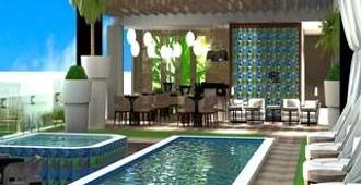K Tower Boutique Hotel By Lucerna - Tijuana - Pool