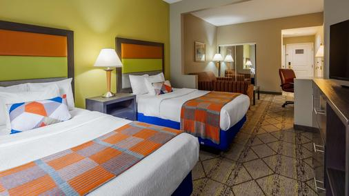 Best Western Plus Newport News Inn & Suites - Newport News - Makuuhuone