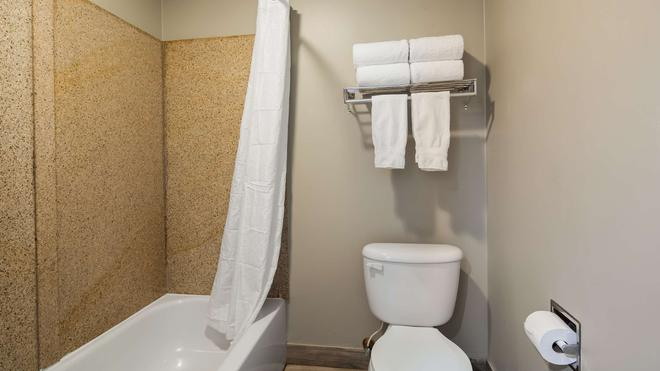 Best Western Plus Newport News Inn & Suites - Newport News - Baño