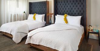 Hotel G San Francisco - סן פרנסיסקו - חדר שינה