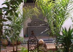 Riad Felloussia - Meknes - Bedroom