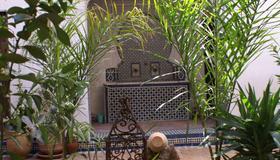 Riad Felloussia - Мекнес - Патио