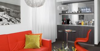 Alexander Boutique Hotel by the Beach - Tel Aviv - Living room