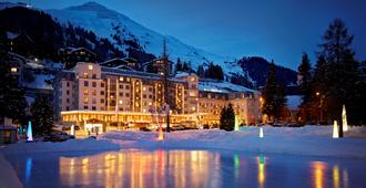 Hotel Seehof Davos - Νταβός - Κτίριο