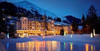 Precise Tale Seehof Davos - דאבוס - בניין