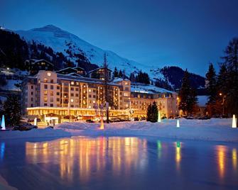 Hotel Seehof Davos - Davos - Gebäude