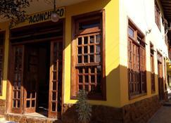 Pousada Aconchego - Vila do Abraao - Building