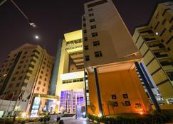 فندق الجفير جراند هوتل - المنامة - مبنى