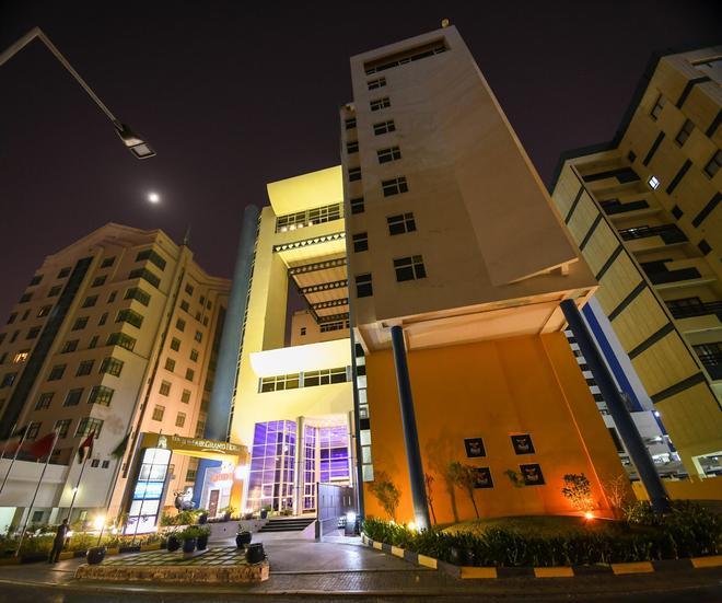 The Juffair Grand Hotel - Manama - Building