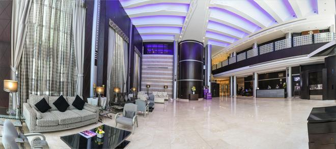 The Juffair Grand Hotel - Manama - Lobby
