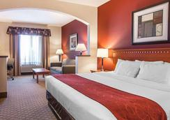 Comfort Suites Redmond Airport - Redmond - Schlafzimmer
