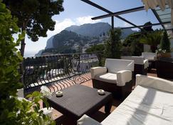 Hotel Casa Morgano - Capri - Balcón