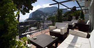 Hotel Casa Morgano - Capri - Balcony