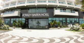 Royalty Barra Hotel - Rio de Janeiro - Edifício