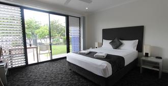 Shoredrive Motel - טאונסוויל - חדר שינה