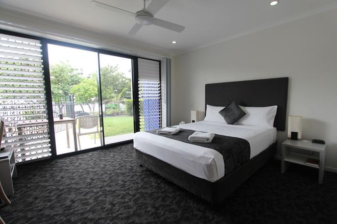 Shoredrive Motel - Townsville - Makuuhuone