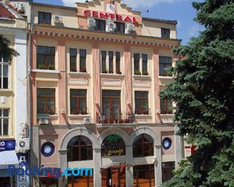 Central Hotel - Shumen - Building