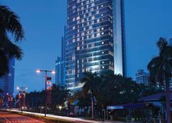 Oakwood Premier Cozmo Jakarta - South Jakarta - Edificio