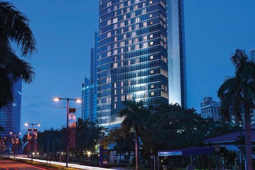 雅加達橡木普瑞米爾科茲莫酒店 - 雅加達 - 南雅加達 - 建築