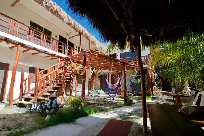Golden Paradise Town - Đảo Holbox